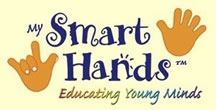 my smart hands logo and link